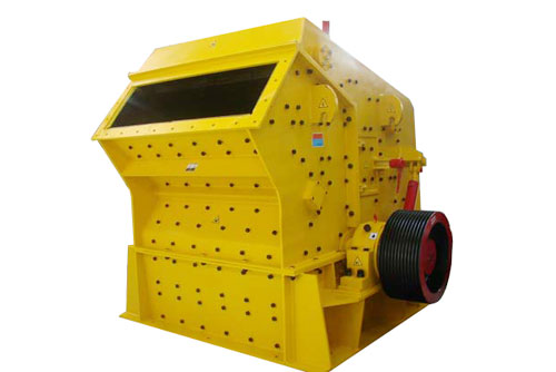 technical specification of impact crusher